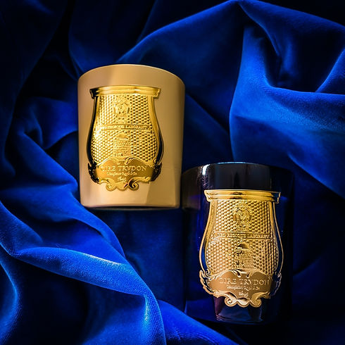 Product Photography Cire Trudon Candles