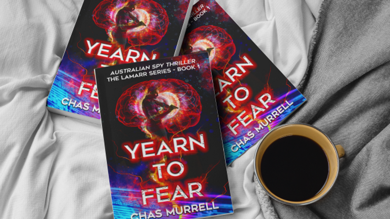 Yearn to Fear - Signed Copy - Paperback