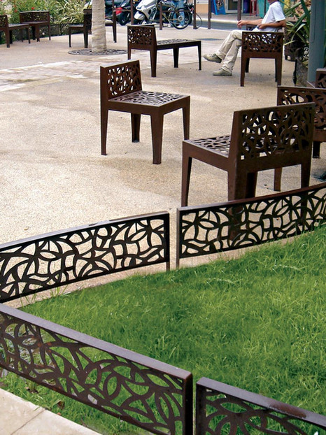 Metalco Gala Flowerbed Guard