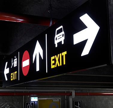 Modulex Via Interior Illuminated