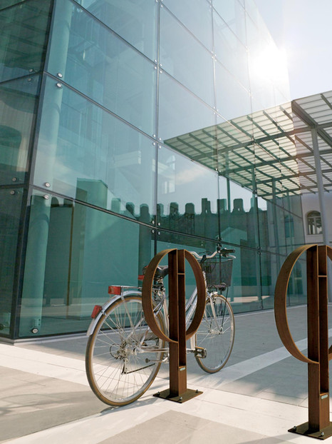 Metalco Cafe Bike Rack