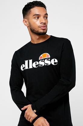 Ellesse - חולצה שחורה גברים