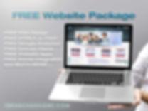 FREE Website Package | 7 Branch Designs