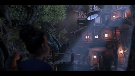 Pixar Lighting Challenge - Woodville