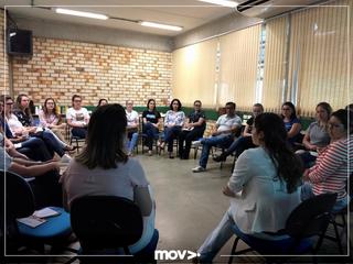 Diretora da MOV fala sobre Recrutamento e Seleção na UNIFEBE