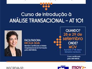 Análise Transacional é tema de curso na MOV