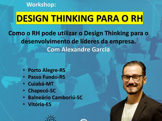 BC sedia Workshop Design Thinking para o RH