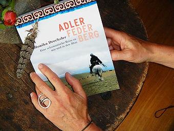Adler Feder Berg