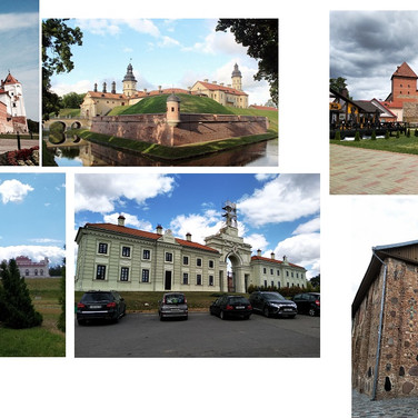 Private tour to 9 castles. From 99 eur.