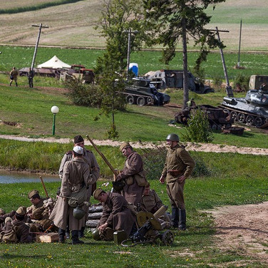Stalin line sightseeing tour from Minsk. Price 35 eur.
