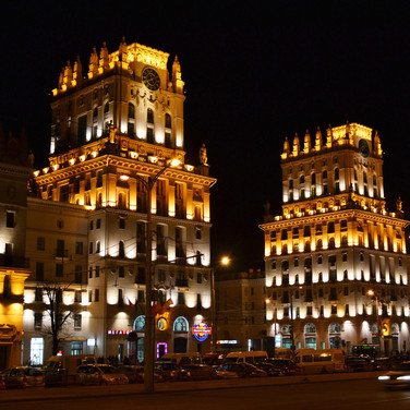Guided tour within Minsk city. Price 80 eur.