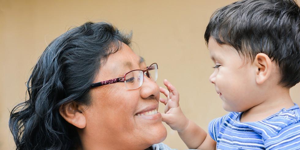 RIE Nurturing Nanny - September