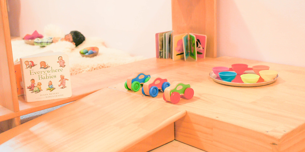 Safe and Fun Baby Playspaces