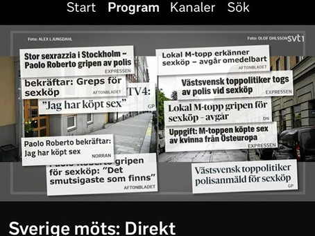 Sverige Möts i SVT