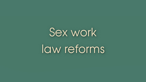 Link Resources - Sex work law reforms