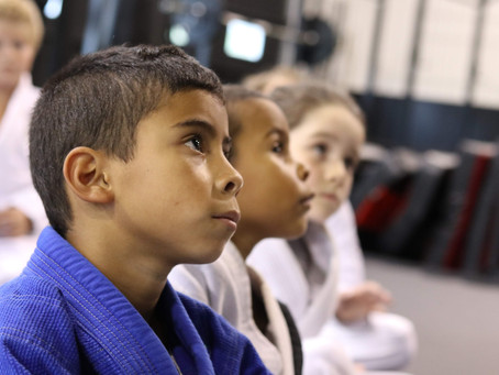 Why Every Child Should Learn Jiu-Jitsu