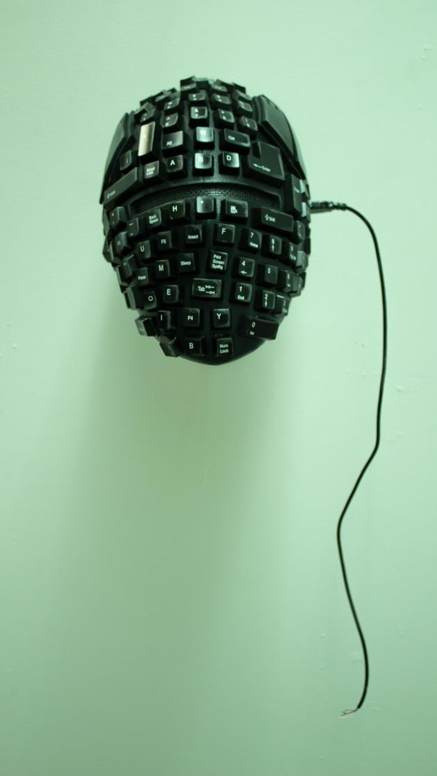 Hacker Man (inspired by Shalva Nikvashvili