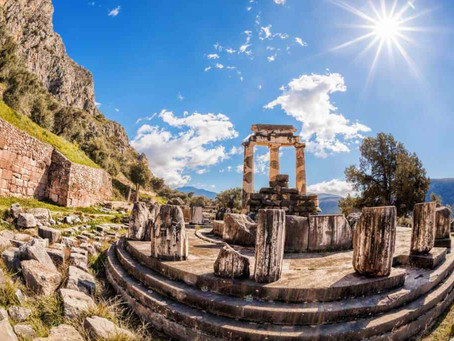 I am the Oracle of Delphi