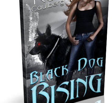 Book Review: Black Dog Rising by Kat Caulberg
