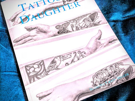 Book Review: Tattooed Daughter by Suzanne Crain Miller