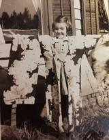 Douglas Taylor Haas Bennett age 8 in kimono.jpg