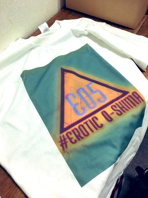 #エロティック大島 Tシャツ