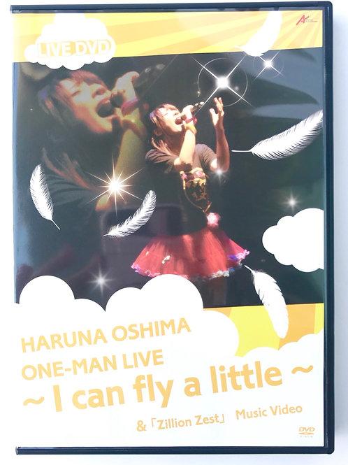 ライブDVD2013〜I can fly a little〜