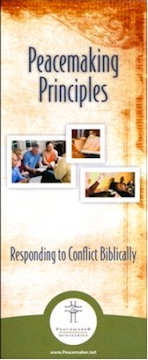 Peacemaking Principles Pamphlets - Pack of 10