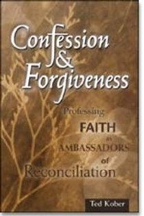 Confession & Forgiveness