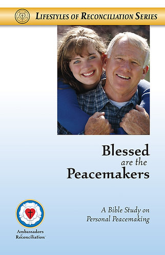 Blessed are the Peacemakers Leader's Pack