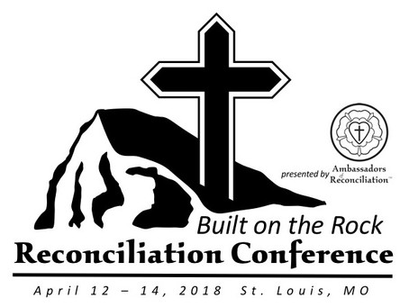 Built on the Rock Reconciliation Conference - THANK YOU!
