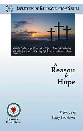 A Reason for Hope Daily Devotions
