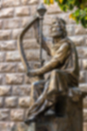 Statue of king David at Jerusalem.jpg