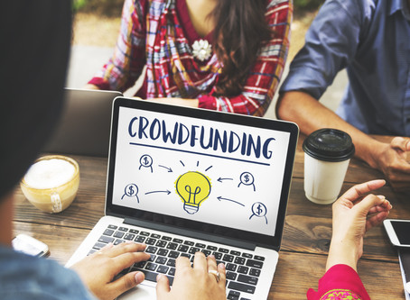 Crowdfunding the Ministry of Reconciliation