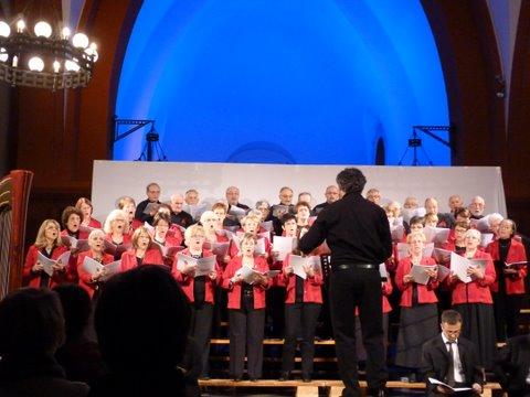 Concert 2011 Oratorio