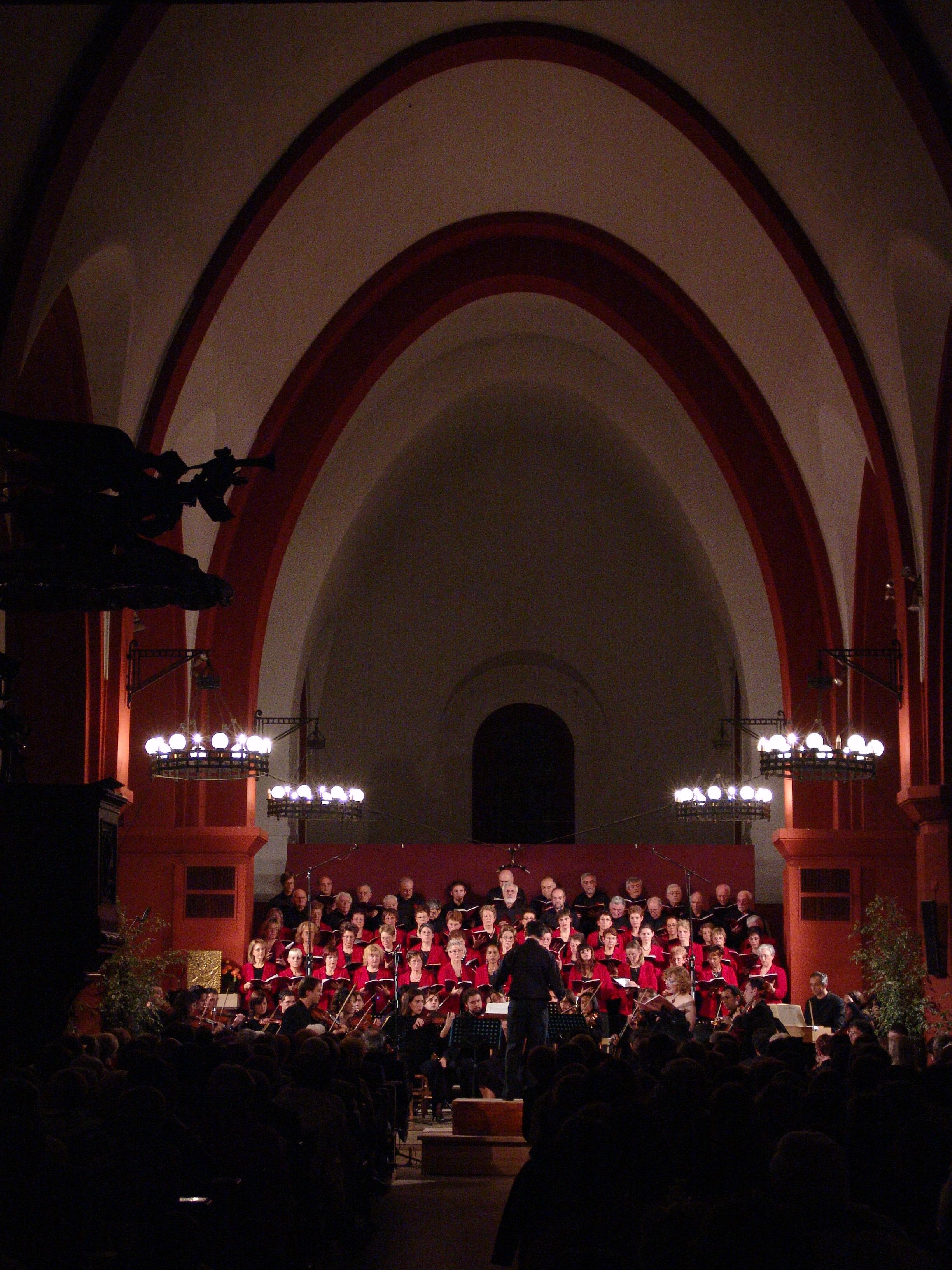 Requiem Mozart Eglise Cours