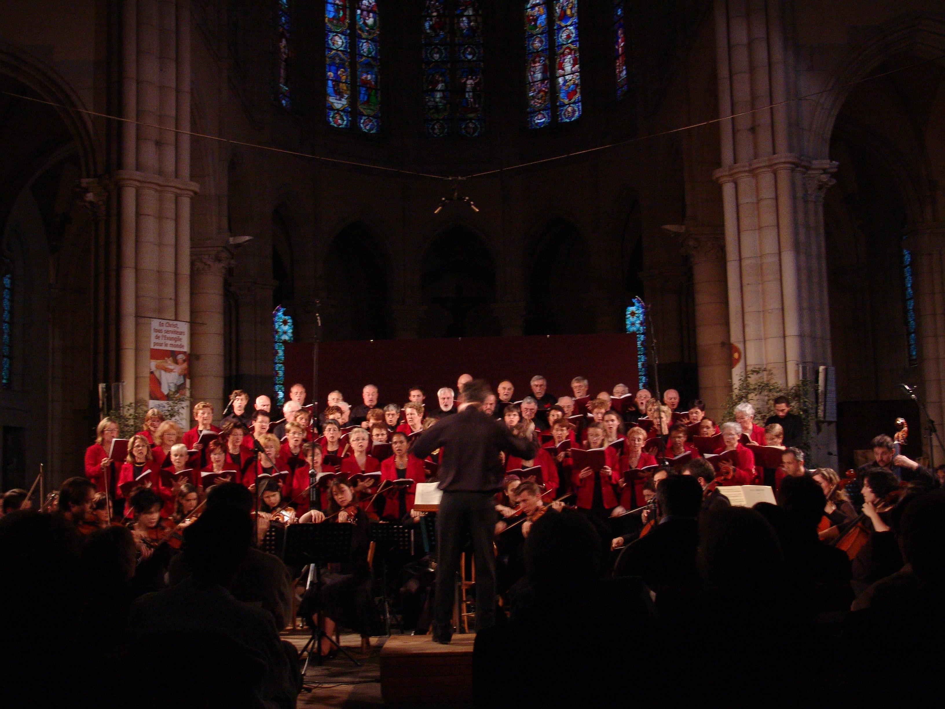 Requiem Mozart Eglise Roanne