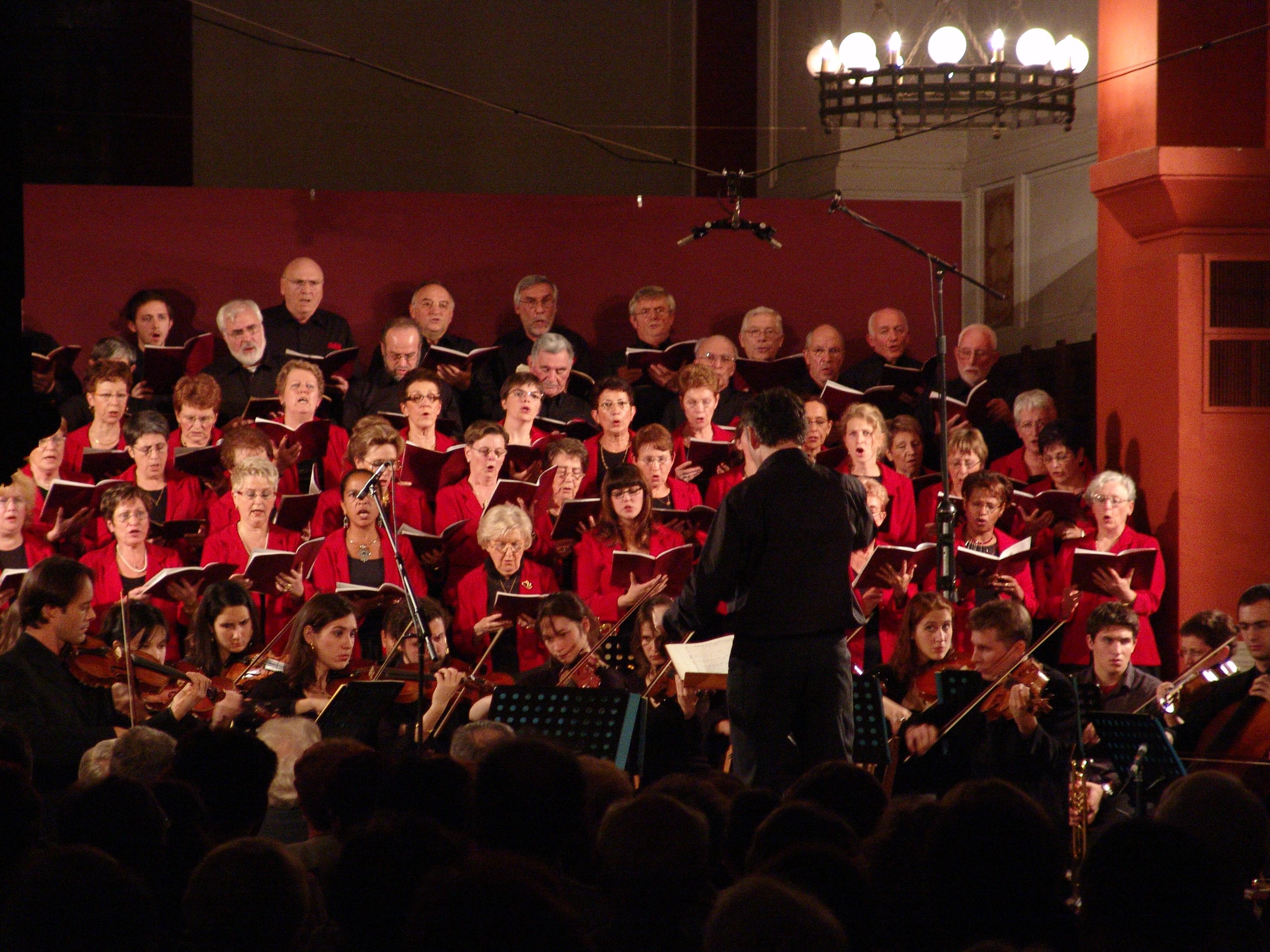 Requiem Mozart Cours 2006
