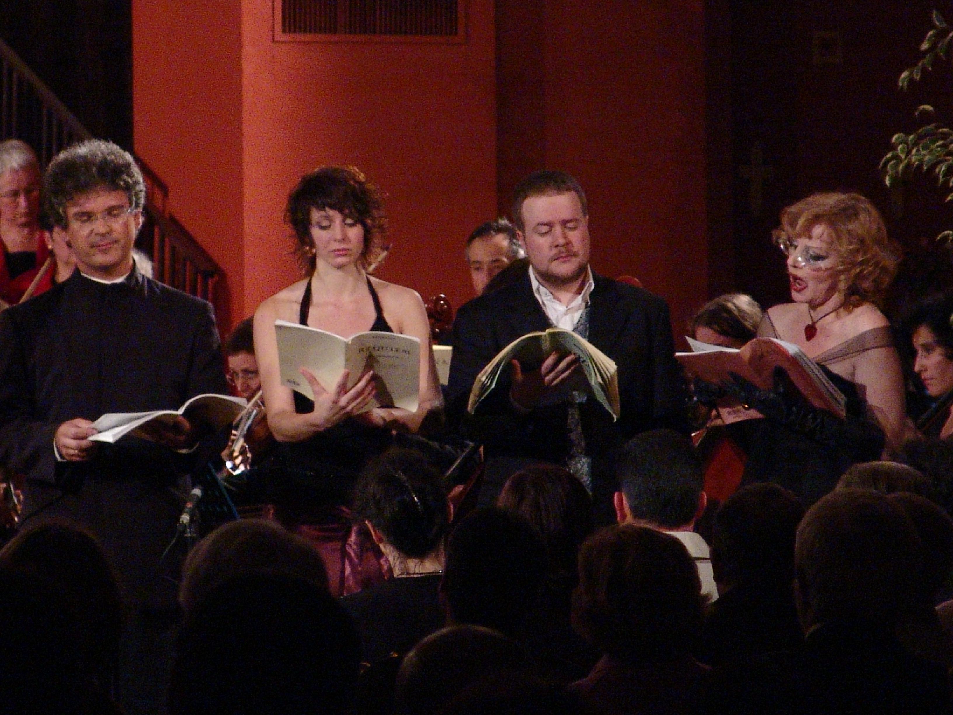 Requiem Mozart les Solistes