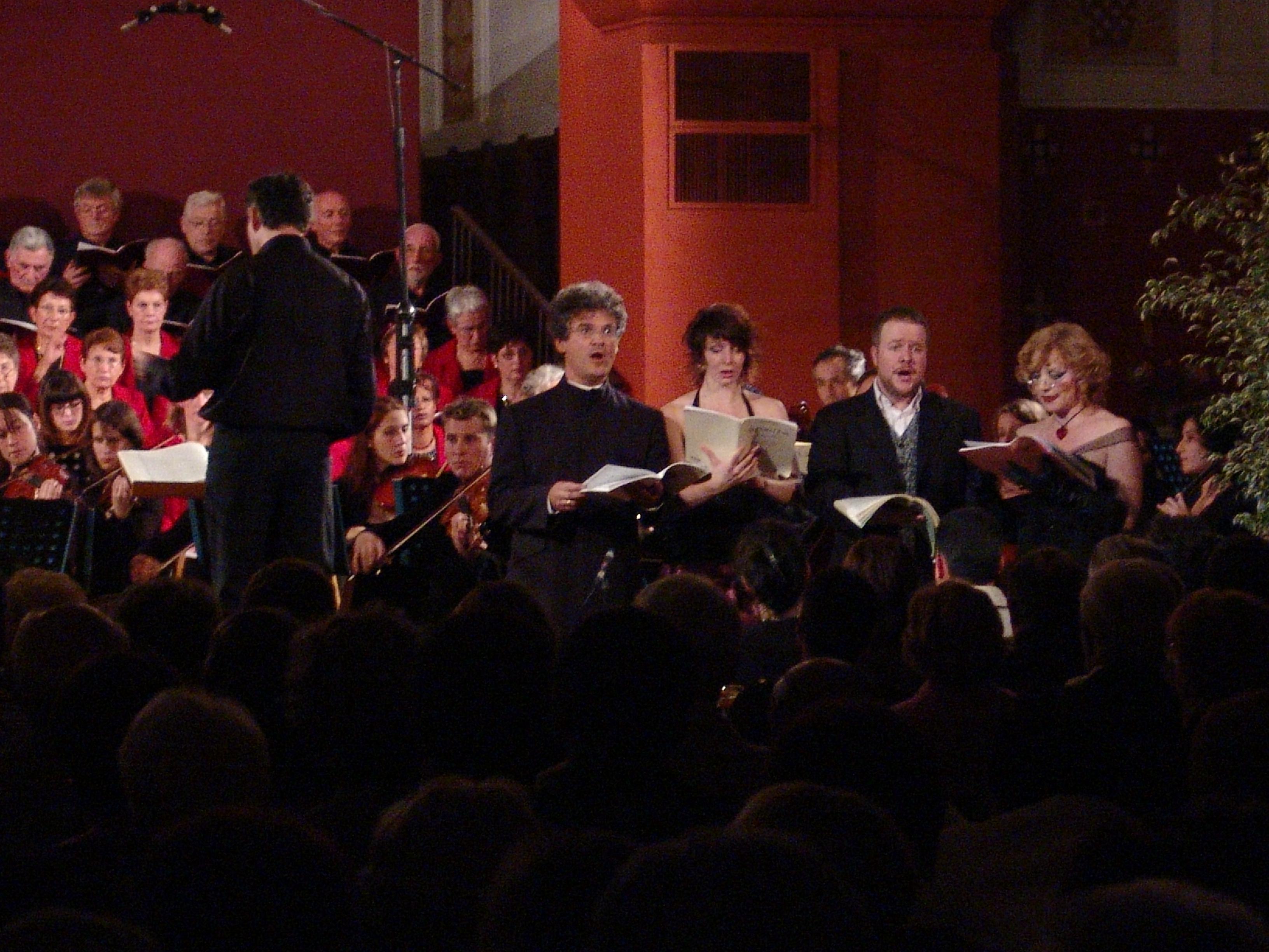 Requiem Mozart solistes et JCM