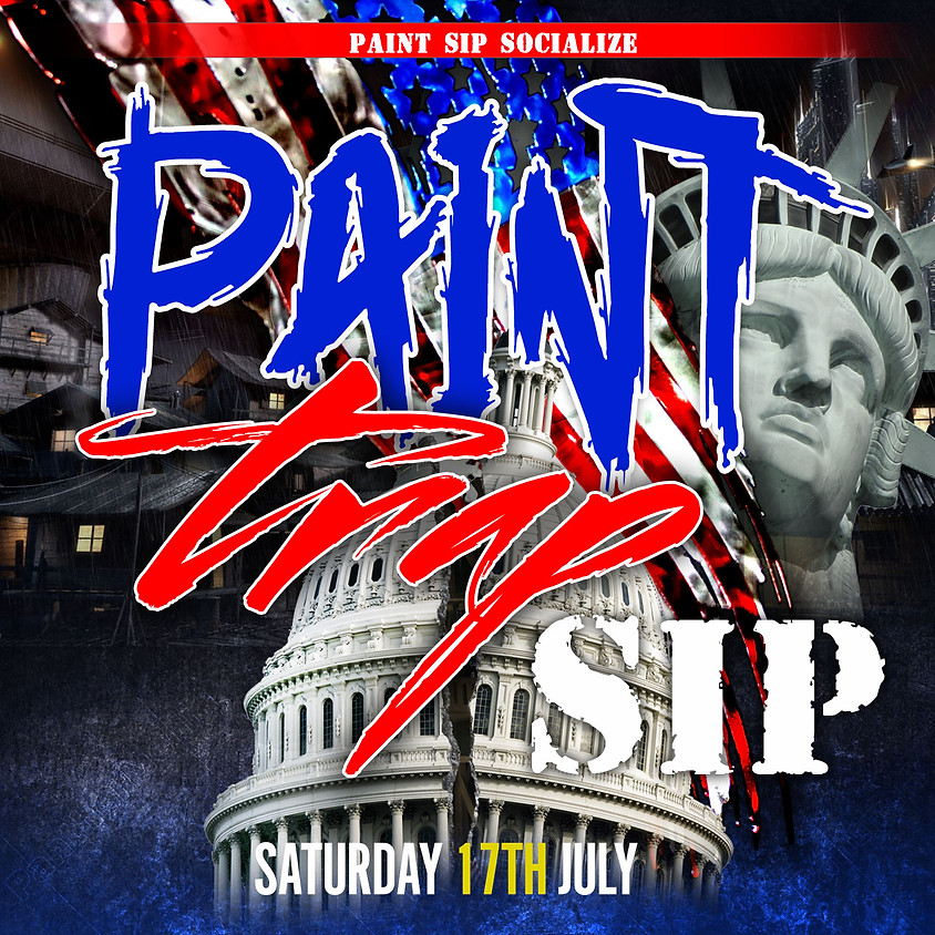 MID JULY TRAP PAINT SIP
