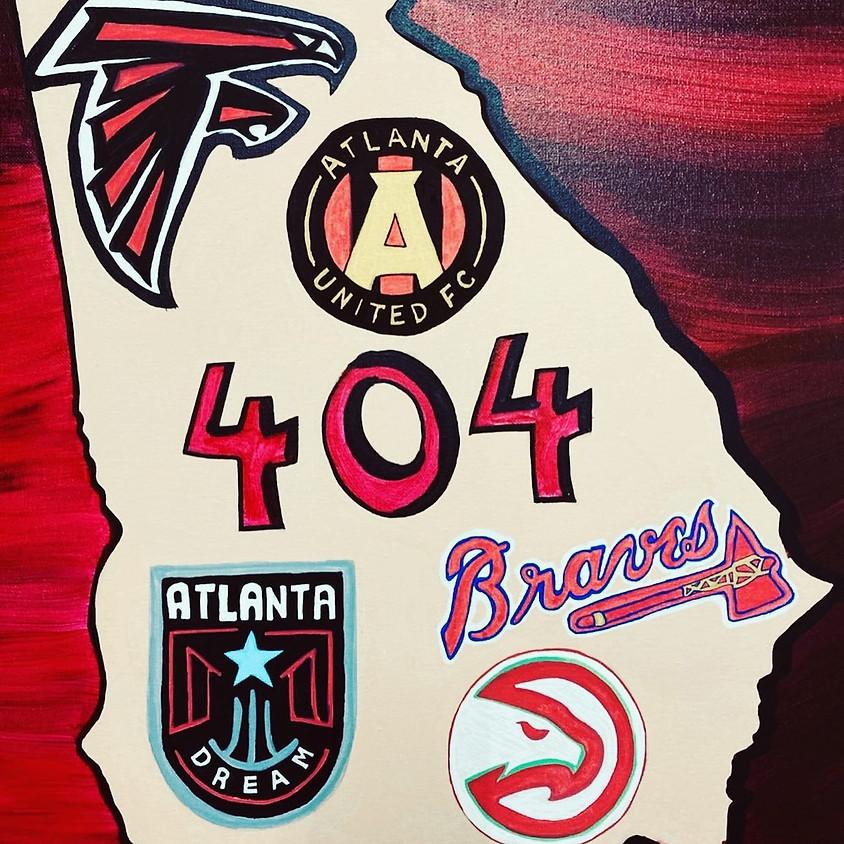 Atlanta That's Where I Stay 3pm