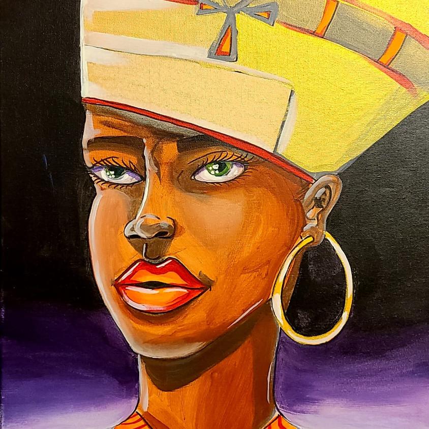 Queen Nefertiti  10:30pm