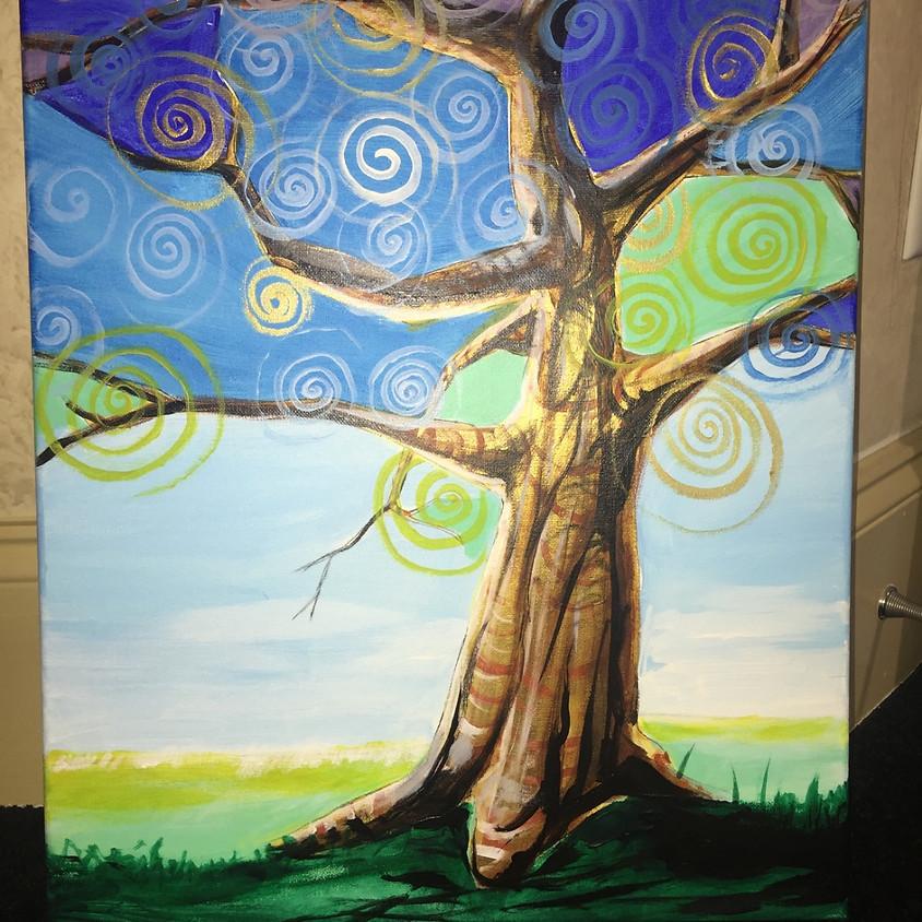 Tree of Life 7pm