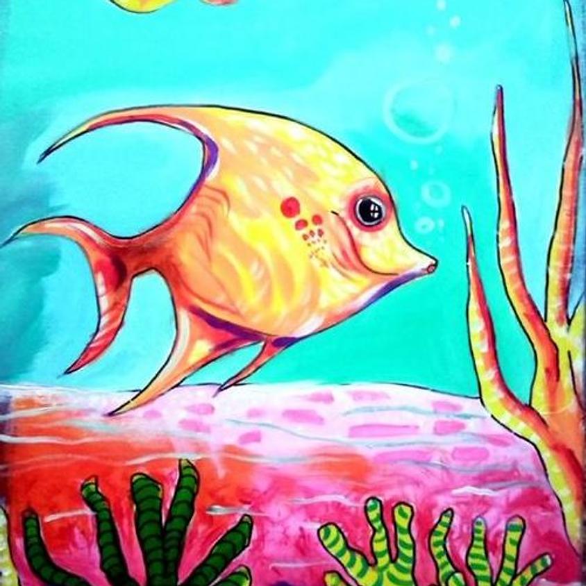 Little Fishy 3pm