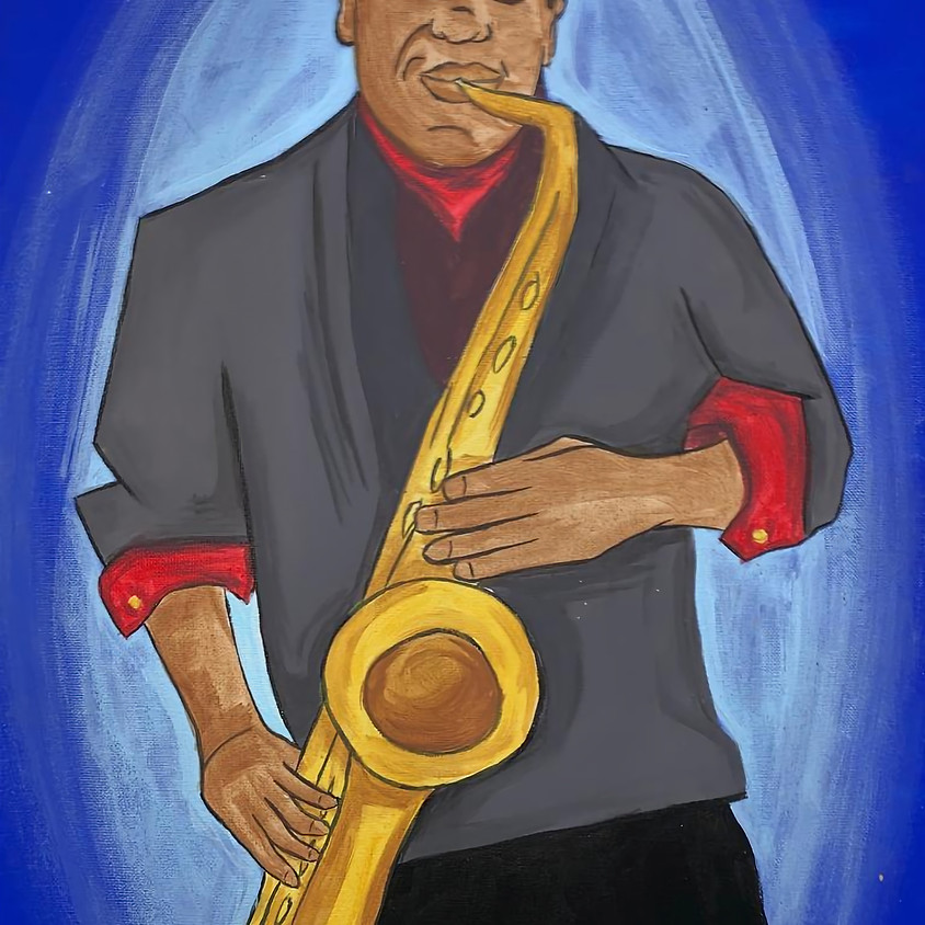Saxophone Blues 7pm