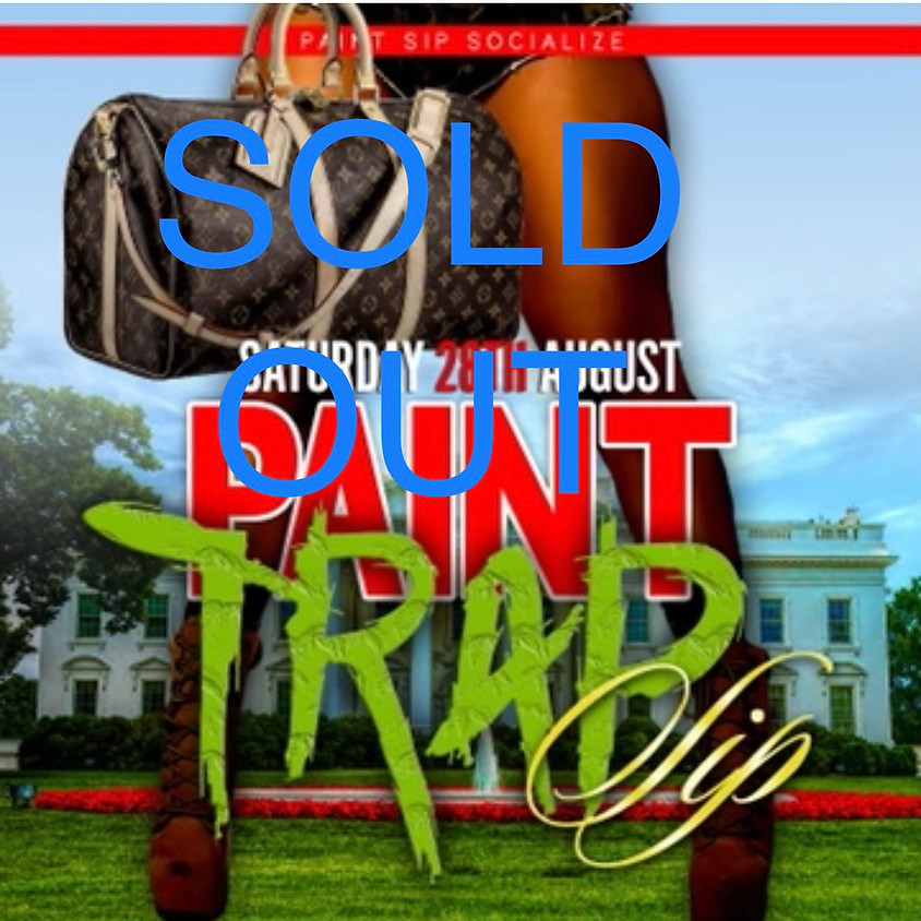 Sold Out AUGUST TRAP PAINT SIP