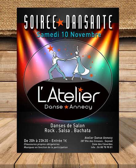 Atelier Danse Annecy