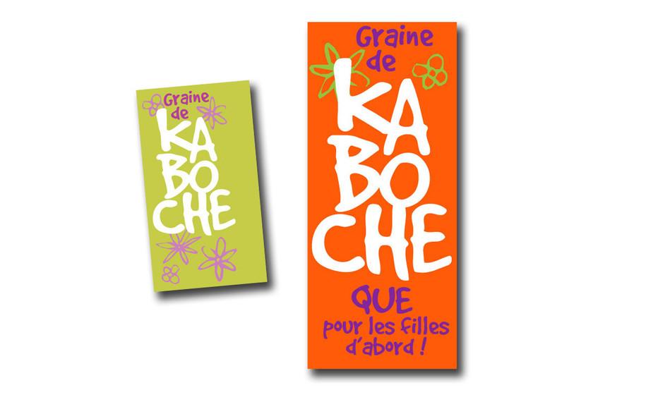 GRAINE de KABOCHE . Marque de Vêtements