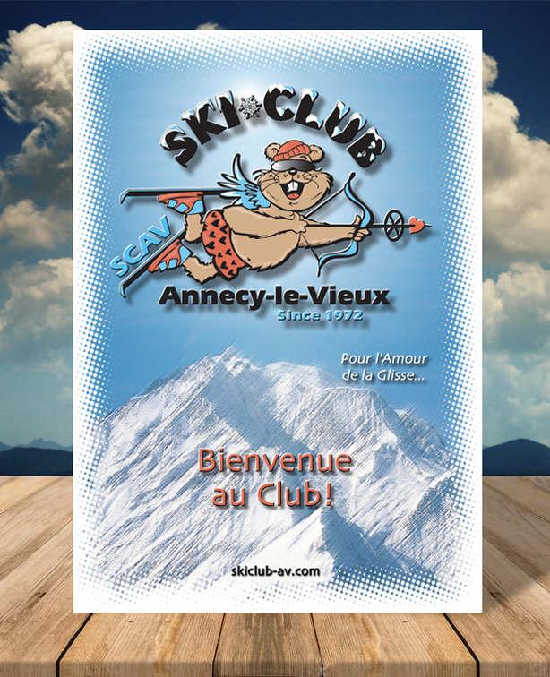 SKI CLUB ANNECY LE VIEUX